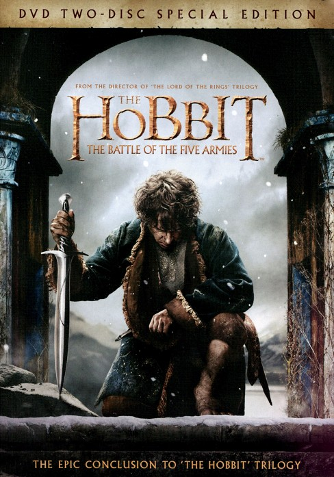 The Hobbit: The Battle of the Five Armies (UltraViolet) (dvd_video) - image 1 of 1