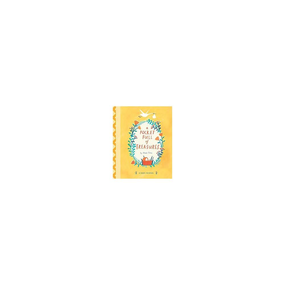 Pocket Full of Treasures : A Baby Journal (Hardcover) (Harriet Balfour Evans)