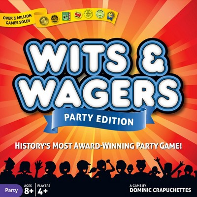 Wits & Wagers Party Edition Game