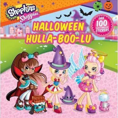 Shoppies Halloween Hulla-Boo-Lu - (Shopkins: Shoppies) (Mixed Media Product)