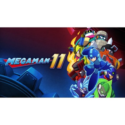 Mega Man 11 - Nintendo Switch (Digital)