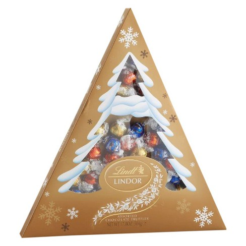 Lindt Lindor Assorted Chocolate Truffles - 17.8oz - image 1 of 1