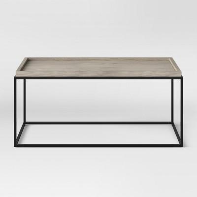 8afadfd85888f Bennington Mixed Material Coffee Table - Threshold™