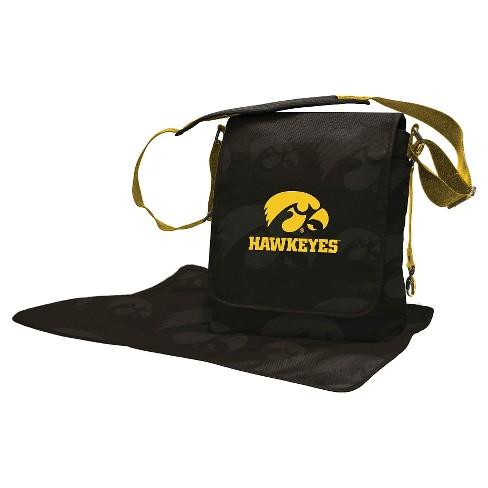 Iowa Hawkeyes LilFan Diaper Messenger Bag - image 1 of 4