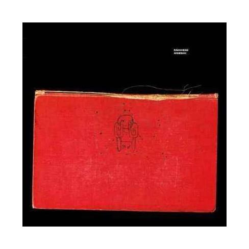 Radiohead - Amnesiac (CD) - image 1 of 1