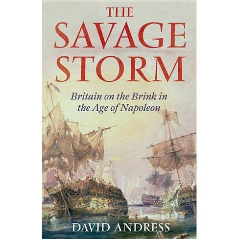 The Savage Storm - by  David Andress (Hardcover) - image 1 of 1