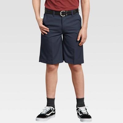Dickies Boys' Classic Fit Flexwaist Shorts With Extra Pocket