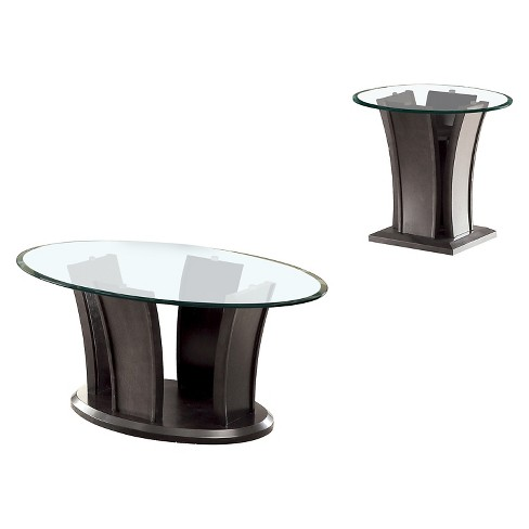 ioHomes Occasional Table Set Graystone - image 1 of 4