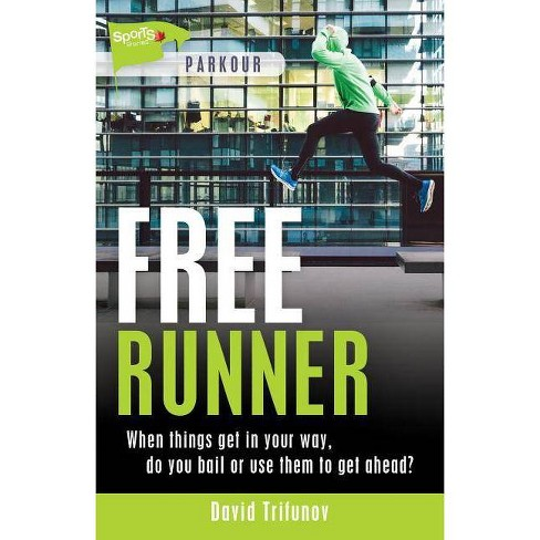 Freerunner - (Lorimer Sports Stories) by  David Trifunov (Hardcover) - image 1 of 1