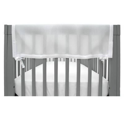 Classic Mesh RailGuard Crib Rail Cover Short