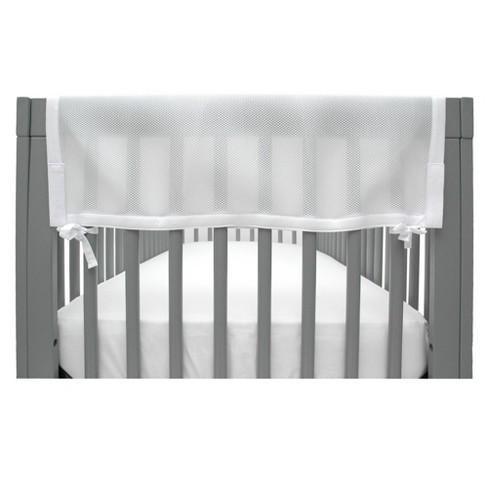 Classic Mesh RailGuard Crib Rail Cover Short - image 1 of 3