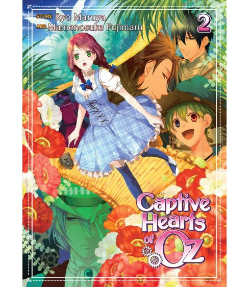 Captive Hearts of Oz 2 (Paperback) (Ryo Maruya) - image 1 of 1