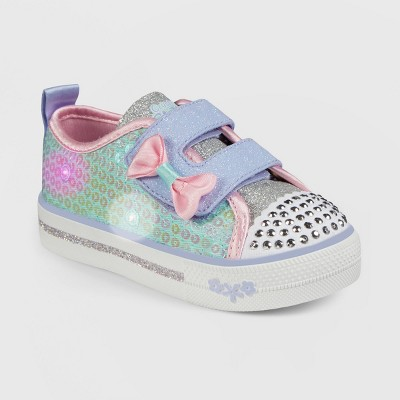 Toddler Girls' S Sport By Skechers Madelyn Apparel Sneakers