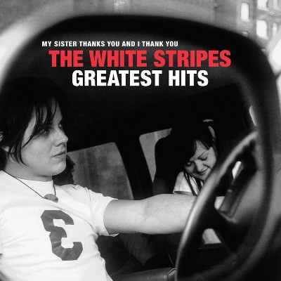 White Stripes - The White Stripes Greatest Hits (CD)