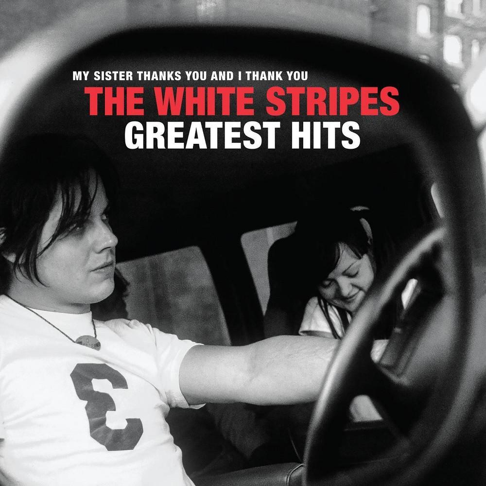 White Stripes The White Stripes Greatest Hits Cd