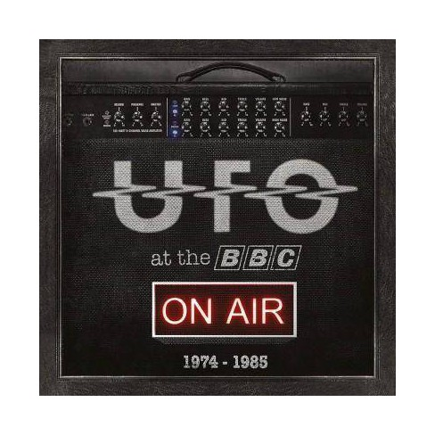 UFO - At The BBC: On Air 1974-1985 (CD) - image 1 of 1