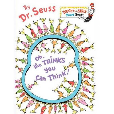 OH, THE THINKS YOU CAN THINK! 11/21/2014 Juvenile Fiction