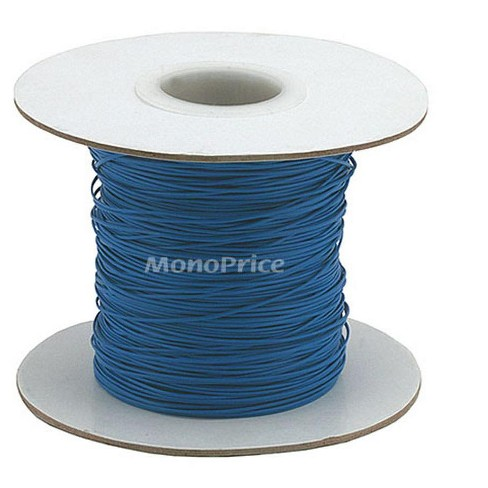Monoprice Wire Cable Tie, 290 meters - Blue - image 1 of 1