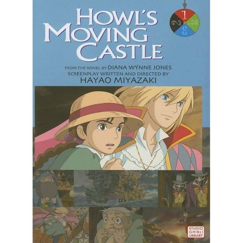 Howl's Moving Castle Film Comic, Vol. 1 - by  Hayao Miyazaki (Paperback) - image 1 of 1