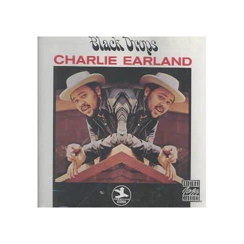 Charlie Earland - Black Drops (CD) - image 1 of 1