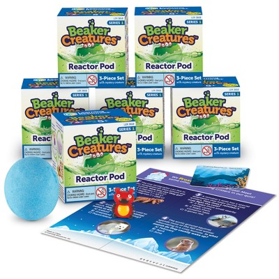 Learning Resources Beaker Creatures 6pc