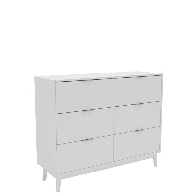 Victoria 6 Drawers Dresser - Chique