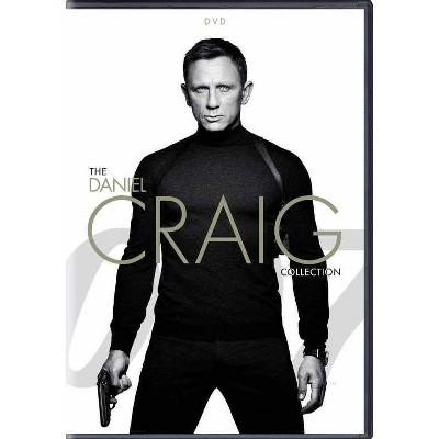 007: The Daniel Craig 4-Film Collection (DVD)