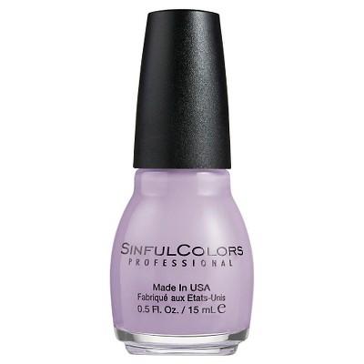 Sinful Colors Nail Polish - Lielac - 0.5 fl oz