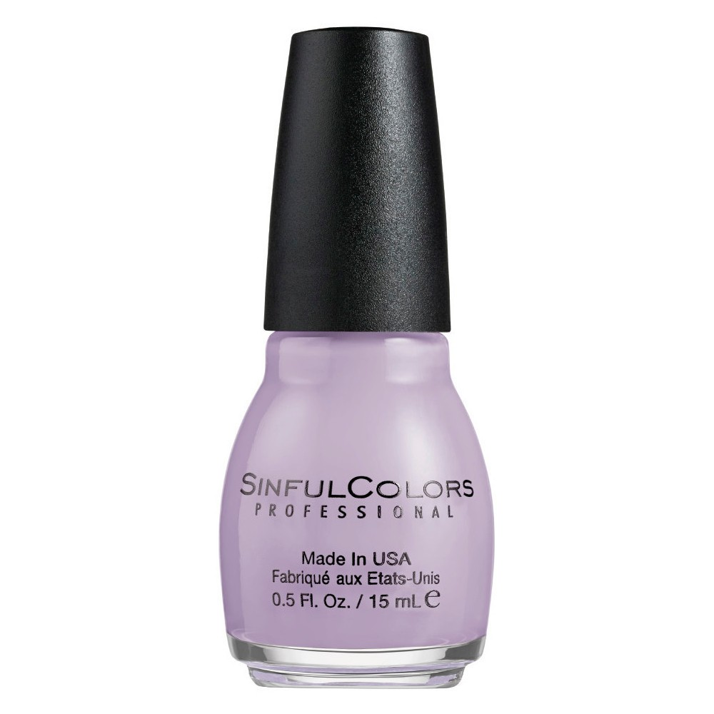 Image of Sinful Colors Nail Polish - Lielac - 0.5 fl oz