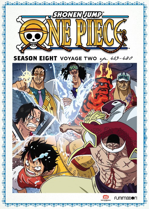 One piece:Season eight voyage two (DVD) - image 1 of 1