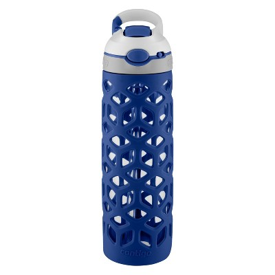 Contigo Ashland 20oz Portable Drinkware Water Bottle - Blue