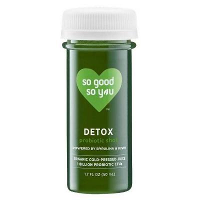So Good Detox Probiotic Shot  - 1.7 fl oz