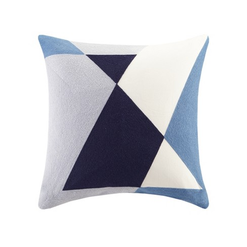 Aero Embroidered Abstract Throw Pillow - image 1 of 1