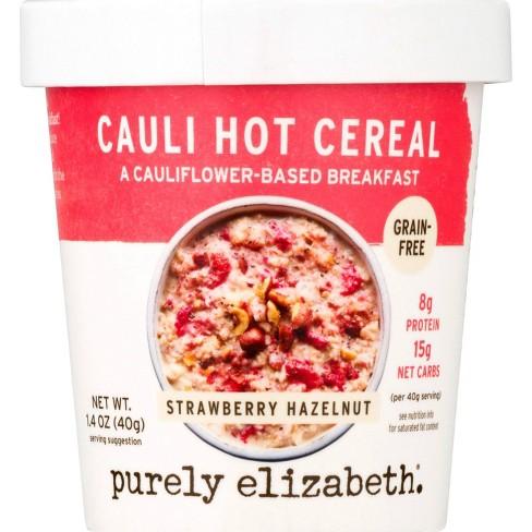 Purely Elizabeth Cereal Cup - Strawberry Hazelnut - image 1 of 4
