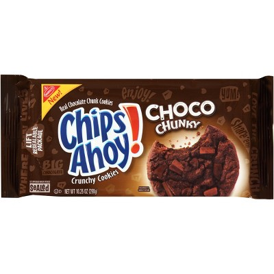 Cookies: Chips Ahoy! Chunky