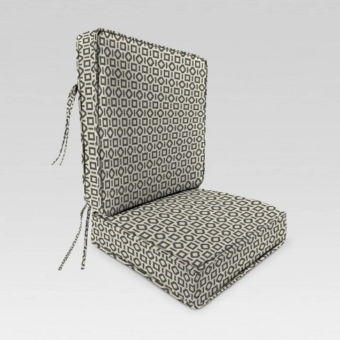 Outdoor Chair Cushion Glenville Shadow