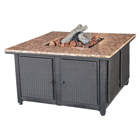 "41"" Propane Fire Pit - Square - Blue Rhino - image 1 of 3"
