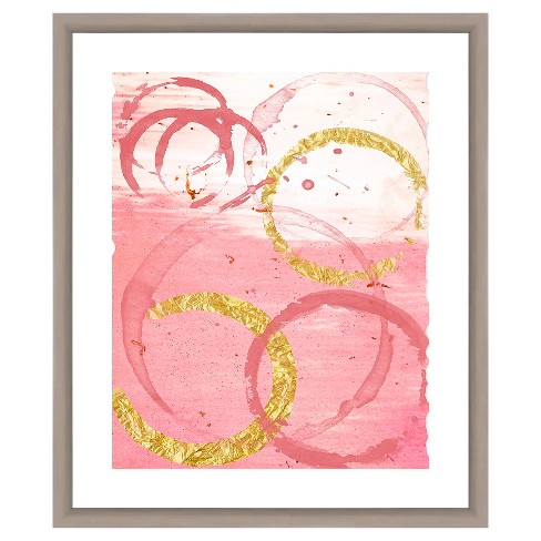 Coral Rings 18X22 Wall Art - image 1 of 1