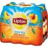 Lipton Peach Iced Tea - 12pk/16.9 fl oz Bottles - image 3 of 3