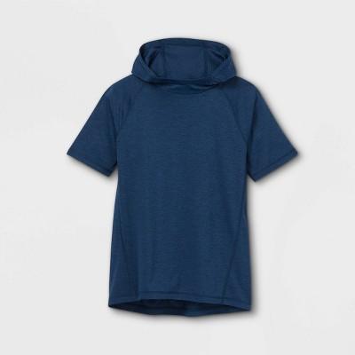 Boys' Short Sleeve Hooded T-Shirt - All in Motion™