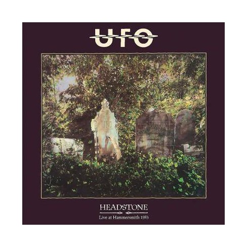 UFO - Headstone (CD) - image 1 of 1