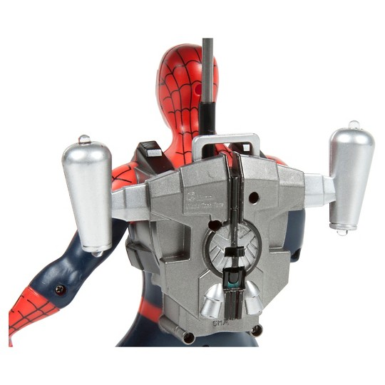 Marvel Spider-Man 2CH IR Helicopter image number null