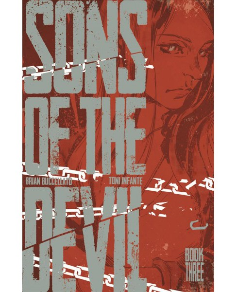 Sons of the Devil 3 (Paperback) (Brian Buccellato) - image 1 of 1