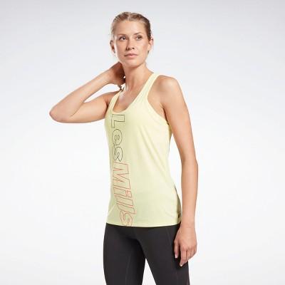 Reebok Les Mills® Activchill Athletic Tank Top Womens Athletic Tank Tops