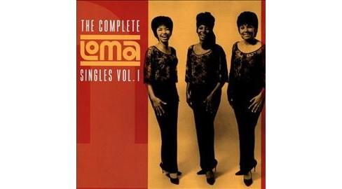Various - Complete Loma Singles:Vol 1 (CD) - image 1 of 1