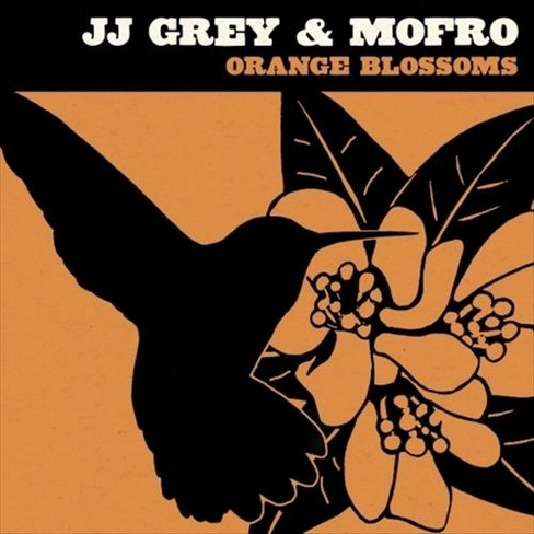 Jj grey - Orange blossoms (CD) - image 1 of 9