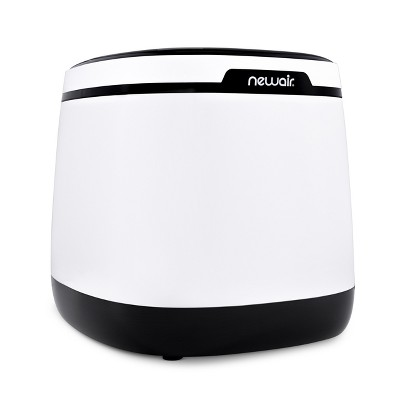NewAir Countertop Ice Maker, 50 lbs. of Ice a Day, One Button Operation and Easy to Clean BPA-Free Parts