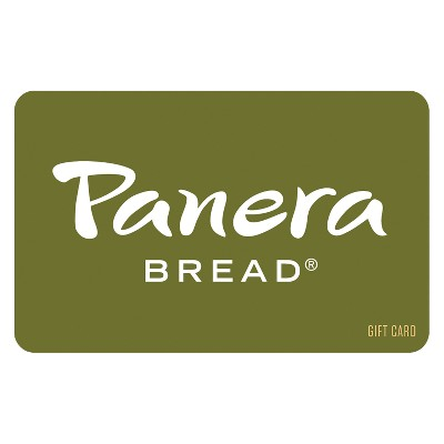Panera $25 (Email Delivery)