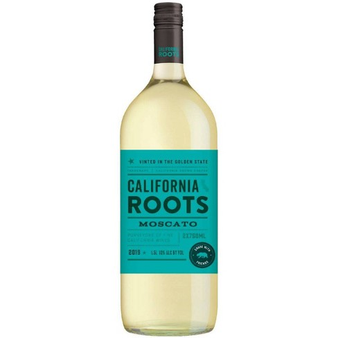 Moscato White Wine - 1.5L Bottle - California Roots™ - image 1 of 1