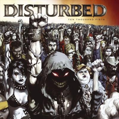 Disturbed - Ten Thousand Fists (CD)